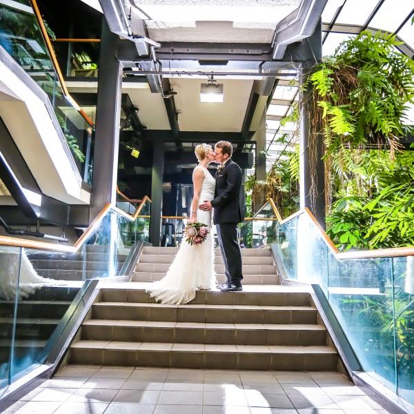 Ashleigh & Brett Wedding - Cleveland Metroparks Zoo