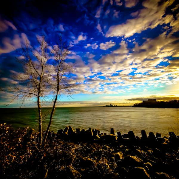 Lakewood Park Sunrise