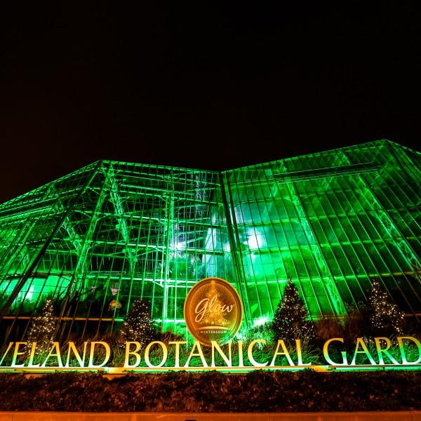 Glow - Cleveland Botanical Garden's
