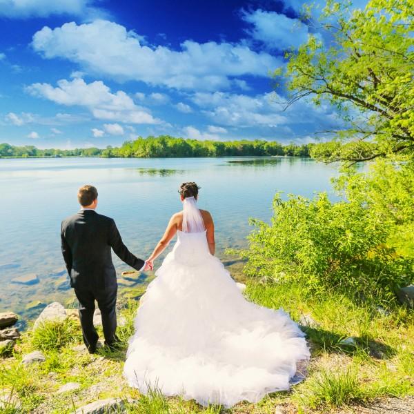Melissa & Tim Wedding - Prime 93 Akron