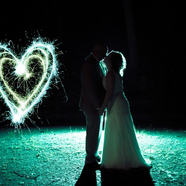 Rachel & Dan Wedding - Harry's Steakhouse