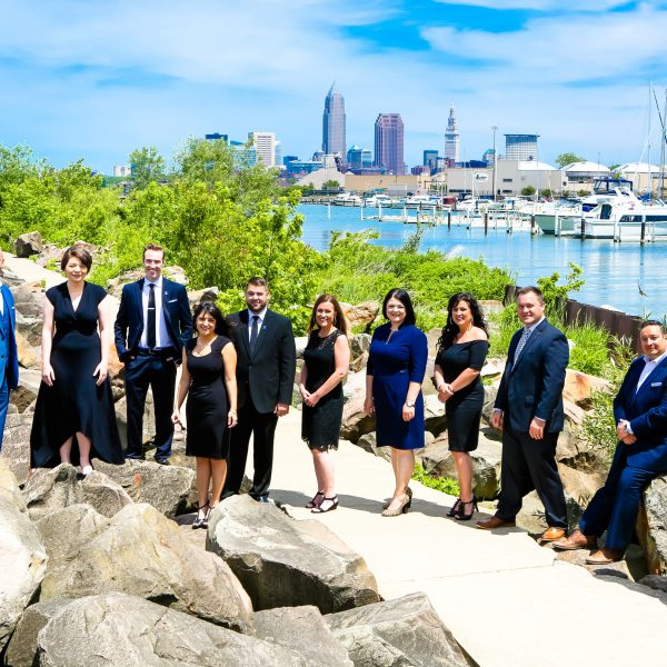NEO Purchase Team at NLC For Realtors Portrait Session - Cleveland