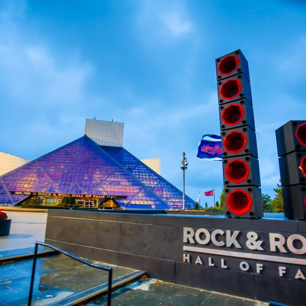 Rock & Roll Hall of Fame - Downtown Cleveland