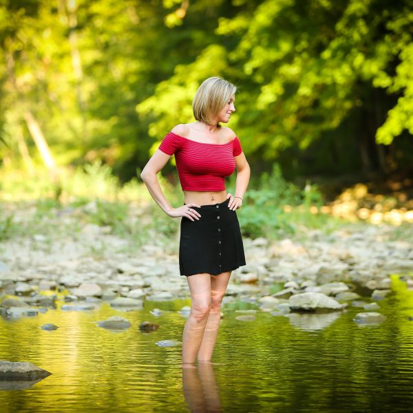Stacy Summer Portrait Session - Brecksville