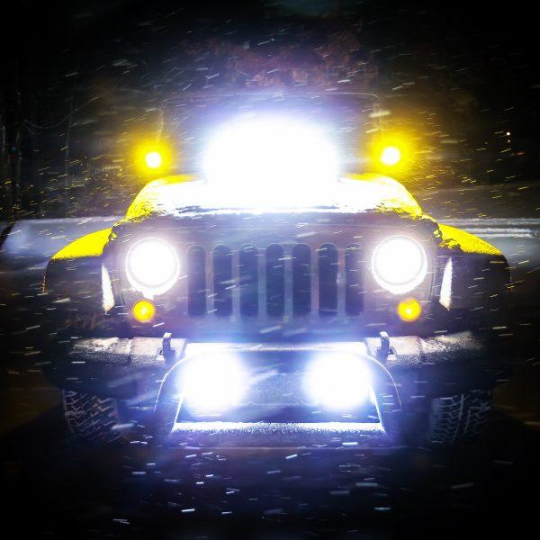 Jeep's Love Winter